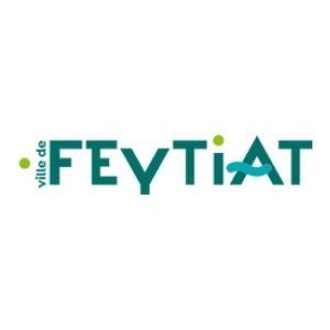 Logo de la mairie de Feytiat qui travaille avec GeoGaming