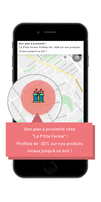 Notifications Premium Partenaires GeoGaming